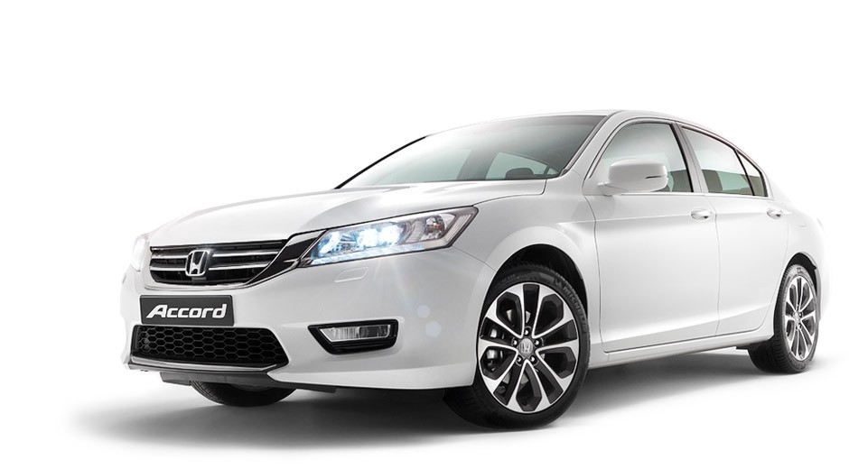 Новый Honda Accord  (5)